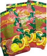 3pk Hawaiian Sun Drink Mix choose from Guava, POG, Passion, Orange & Pin... - $24.99