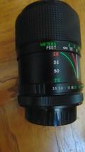 Macro 1:5X--28-70 Lens-Fits Canon AE-1 Camera-Photos-Color Black-Vintage - $31.66