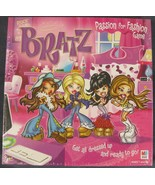 Bratz, Passion for Fashion Board Game by Milton Bradley 2002 Factory Sealed - $12.95