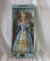 Barbie Princess of the Danish Court Dolls of the World Collection NOS - $22.99