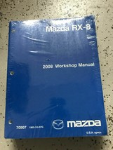 2008 Mazda RX-8 RX8 Service Repair Shop Workshop Manual OEM New - $178.15