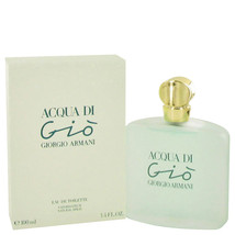 Acqua Di Gio By Giorgio Armani For Women 3.3 oz EDT Spray - $79.72