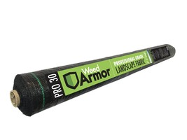 Weed Armor Pro 30,Ground Cover Landscape Fabric, Weed Barrier Fabric, St... - $175.35