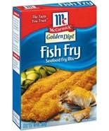 McCormick Golden Dipt Fish Fry Seafood Fry Mix, 6 boxes - $17.22