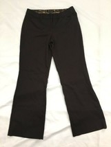 Express Design Studio Women's Brown Dress Pants Size 6 - $18.79