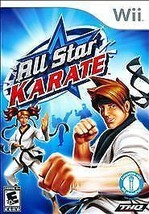 All Star Karate (Nintendo Wii, 2010) Disc Only - $6.83
