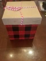 Buffalo Plaid Gift Box upc 639277777027 - $15.79