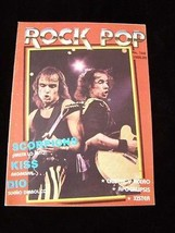 Rock Pop #166 Scorpions Kiss Dio and more - $16.99