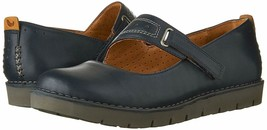 Clarks Womens Leather Mary Jane Un Briarcrest Navy Shoes Size 8.5 M New No Box - $56.09