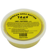 Taha 100% Natural African Shea Butter Body Skin Smooth Moisturizer 8oz -... - $8.37