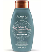 Aveeno Scalp Soothing Rose Water & Chamomile Blend Shampoo, 12 Ounce - $8.91