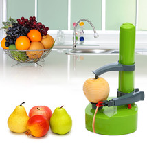 Electric Vegetables Fruit Peeler Automatic Peeling Machine Apple Machine Peeler  - $27.84