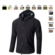 Tactical Combat Clothing Camouflage Windbreaker Hardshell Outdoor Hoody ... - $56.00