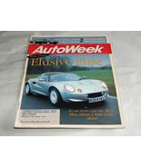Autoweek 1996 Car Truck Magazine Elusive Elise Lotus, Daytona, NHRA, Acu... - $9.09