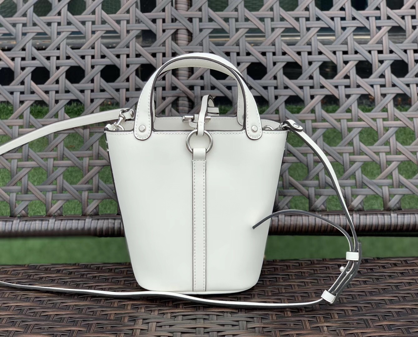 Tory Burch Mini Miller Bucket Bag