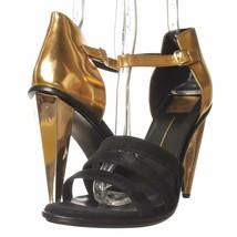 Dolce Vita Neci Ankle Strap Sandal, Black, 10 M Display - $43.19