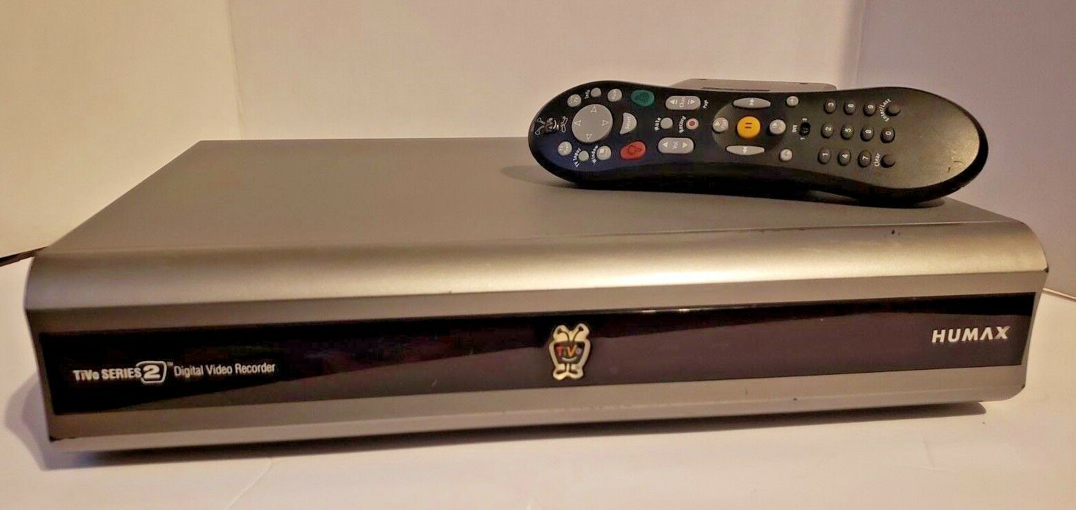 Humax TiVo Series 2... Model T800...With Remote