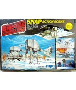 1981 New SEALED MPC Star Wars Battle on Ice Planet Hoth Model Kit 1-1922 - $134.64