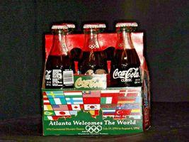 1996 Coca-Cola Classic Commemorative Bottle Series AA-191693 Vintage 49000-0813 image 5