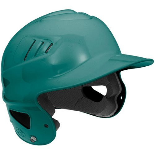 Rawlings Coolflo Batting Helmet (Teal)