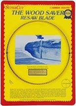 "SuperCut B133P58V3 WoodSaver Plus Resaw Bandsaw Blade, 133"" Long - 5/8"" Width; 3 - $91.28"