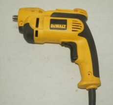 "Dewalt DWD110 VSR Corded Drill 3/8"" for parts - $24.74"