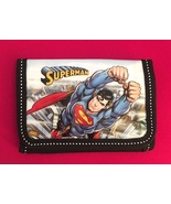 Cool Superman Children's Wallet— Boy's Gift   More Fun Characters Availa... - $7.00