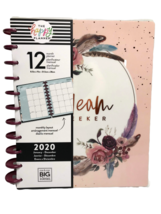 Big Happy Planner 2020 Dream Seeker Large Monthly Layout me & my Big Ide... - $19.24