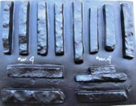 Drystack Stackstone Veneer Stone Molds (72) - Business Startup Pkg. #ODF-72-BIB image 4