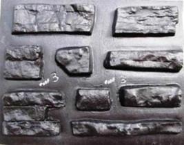 Drystack Stackstone Veneer Stone Molds (72) - Business Startup Pkg. #ODF-72-BIB image 3