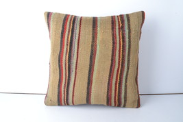 name pillow,personalized pillow,sofa pillows cover,pillow 16x16,kilim pi... - $12.50