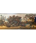Fine Decor Wallpaper Border 29601  Baskets of P... - $14.99