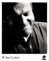 RARE Original Press Photo Joe Cocker Rock Legend by Linda Barcojo Sony 5... - $39.59