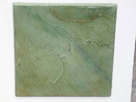 6+1 FREE SLATE TILE MOULDS 12x12 TO CRAFT 100s OF CEMENT FLOOR WALL TILES .30 EA image 4