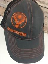 Jagermeister Trucker Hat Baseball Mesh Cap Adjustable Snapback - $13.96