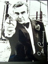 "SEAN CONNERY ""DIAMONDS ARE FOREVER"" AUTOGRAPHED PHOTO - $494.01"