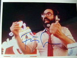 FRANCIS FORD COPPOLA, FILM DIRECTOR ORIGINAL AUTOGRAPHED PHOTO - $222.75
