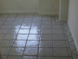 6+1 FREE SLATE TILE MOULDS 12x12 TO CRAFT 100s OF CEMENT FLOOR WALL TILES .30 EA image 6