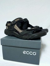 Ecco Offroad Yucatan Sport Athletic Hiking Sport Sandals Mens Size 46 US 12 - $79.91 CAD