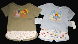 BOYS 6-9 MONTHS Disney Pooh Bug Finders & Pooh Let's Go for a Ride TWO P... - $8.99