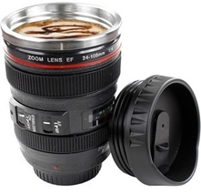Camera Lens Coffee Cup - $19.95