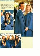 Shannen Doherty Tori Spelling Jennie Garth teen magazine pinup clipping vintage