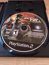 Sony PS2 Tom Clancy's Splinter Cell: Pandora Tomorrow image 3