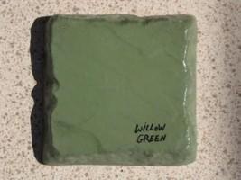 500-25 Willow Green Concrete Powder Color 25 Lbs. Makes Stone Pavers Tile Bricks image 3