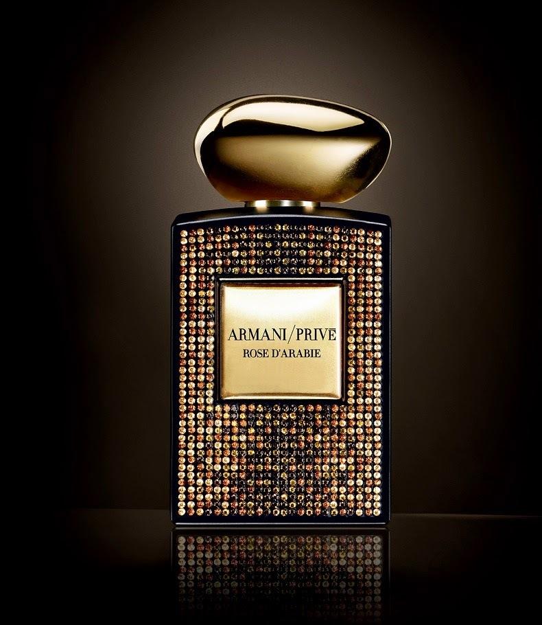 ROSE D'ARABIE by ARMANI/PRIVE 5ml Travel Spray SAFFRON OUD GIORGIO Perfume