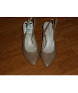 FRANCO SARTO L-HEART HIGH HEEL SHOES SIZE 6.5M LEATHER AN NWT - $29.99