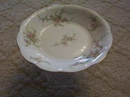 Vintage Haviland ROSALINDE Coupe Soup Bowl Berry Theodore New York Plate Cup - $19.99