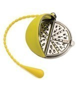 RSVP Lemon Wedge Tea Infuser - $9.95