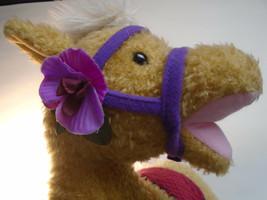 HALLMARK Plush Horse 1997 Piper Pony Crayola Storybook Friends Vintage T... - $19.80