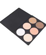 Olor makeup cosmetic blush contour face power foundation makeup palette blusher powder thumbtall